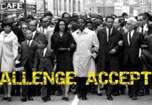 Instead of The Ice or Grown & Sexy: Here Are 21 Challenges For The Black Community