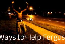 4 Ways You Can Help Out the People of Ferguson