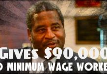 Black University President Gives Up $90,000 In Salary So Minimum Wage Workers Can Have a Raise