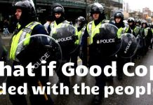 Good Cops Around The Country Should Descend On Ferguson, Mo. To Stand In Solidarity With The Black Community