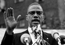 Malcolm X Explains Slavery Destroyed Black History