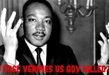 Martin Luther King Was Killed by the US Government According to 1999 Civil Law Suit