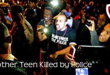 Off Duty, STL Police Officer Shoots Unarmed, Black Teen Holding a Sandwich