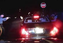 Police Dashboard Camera Show Cops Shooting And Killing a Man With His Hands Up