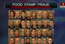 Image of the Black Welfare Queen Is Dead: 30 White People Arrested For Food Stamp Fraud