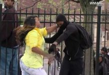 #BaltimoreDistraction: Mom Praised for Smacking Her Son Allowed Herself To Be Exploited