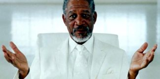 "Morgan Freeman Says ""F*ck The (Mainstream) Media"" & Their Baltimore Coverage"