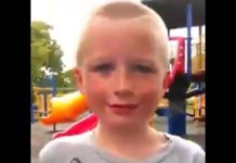 Playground Racism: 7 Year Old Boy Calls Black Man & Daughter At The Park  The N-Word (Video)
