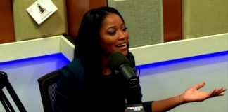 """Keke Palmer Says """"It's Very Fun To Be Single Because You Know What Happens..."""""""