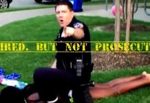 McKinney Cop Resigns, But Shouldn't He Be Prosecuted?