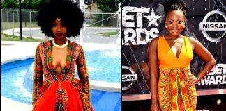 Prom Dress to Red Carpet: Power Star Shut Downs BET Awards Red Carpet w/ Dress Designed by Black Teen 1