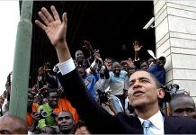 Obama In Africa: I'm Proud To Be First Kenyan-American President of The United States 2