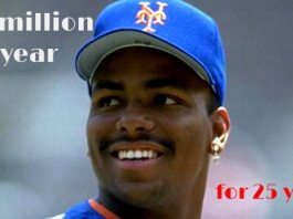 Bobby Bonilla Gets $1.2 Million Every July 1st from the NY Mets & Baltimore Orioles for 25 YEARS!!