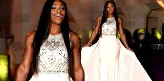 Body Shaming? Serena Williams Shuts Down Wimbledon Champions' Dinner In Stunning Dress 2