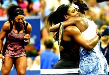 """Serena Best Venus at the US Open: But During Hug, Venus Whispers """"I'm So Proud of You!"""" 2"""