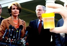 American Tax Payers Want Congress Members To Be Drug Tested To Prove They Aren't On Drugs 2
