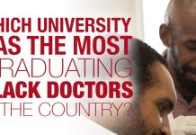 Which University Has The Most Graduating Black Doctors In the United States?