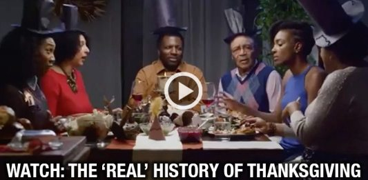 """WATCH: Black Family Discuss the """"REAL"""" History Of Thanksgiving"""