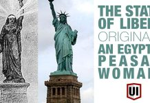 The Original Statue Of Liberty Was An.... African Muslim!!! 3