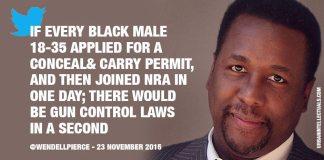 Billiant: How to Solve Getting Gun Control Laws Passed in One Simple Tweet