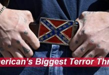 New Study Says White Americans Are the Biggest Terror Threat in the United States