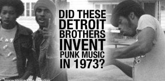 Punk Music, Invented By Three Black Brothers In 1973!
