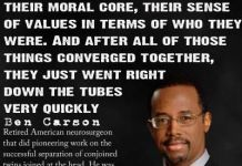 "Ben Carson: ""Republicans have this mental disorder..."""