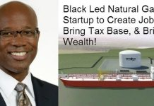 Black Led Startup Capitalizes on Natural Gas Bonanza to Make Wealth, Create Jobs & Support Local Economy 2