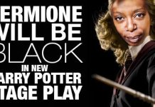 Hermione Will Be Black In New Harry Potter Stage Play 2