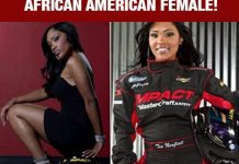 Tia Norfleet - NASCAR's ONLY African American Female!