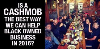 TAKE ACTION: Start CashMob-ing Black Owned Businesses TODAY 2