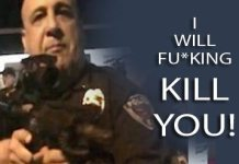 Ferguson Cop Plays VICTIM And Says Life Is 'RUINED' After Pointing AR-15 At Journalists And Saying, 'I'm going to f*cking kill you!'