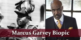Actor Delroy Lindo to Play the Great Marcus Garvey in Upcoming Biographical Movie to Be Released..When? 1