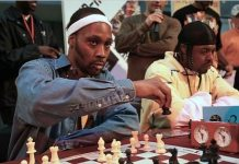 RZA Of The Wu-Tang Clan Brings Chess To Juvenile Inmates In St. Louis