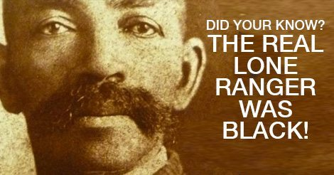 Image result for the real lone ranger was black