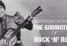 Did Your Know? A Black Woman Invented Rock 'n' Roll.... Meet Sista Rosetta Tharpe (VIDEO)