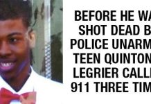 Before He Was Shot Dead By Police Unarmed Teen Quintonio LeGrier Called 911 Three Times