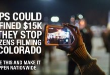 Police Who Stop The Public Filming May Face $15k Fines In Colorado! 2