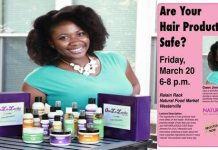 Meet Gwen Jimmere, The First African American to Hold a Patent for Natural Hair Care Product