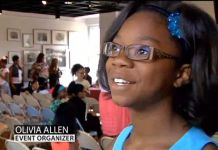 "This 10 Year Old Is Empowering Peers With ""I Can Be: Girls Conference"""
