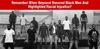 Remember When Beyoncé Honored Black Men And Highlighted Racial Injustice In Her Mini Documentary? (VIDEO)