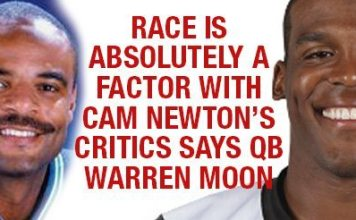 Race Is Absolutely A Factor With Cam Newton's Critics Says QB Warren Moon (VIDEO)