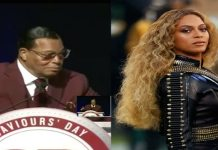 """""""You're not gonna offer police protection, but the FOI will"""" Said Farrakhan, Is The Nation of Islam Getting Into Formation?"""