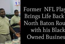 Former NFL Player Brings Life Back to North Baton Rouge with his Black Owned Grocery Store