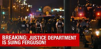 BREAKING: Justice Department Is Suing Ferguson! 2