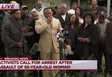 Armed Black Activists Call For Arrest, 95 Year Old Assault Victim Speaks Out