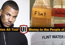 The Game Donates $1,000,000 to Flint, Michigan [ALL OF HIS TOUR MONEY]