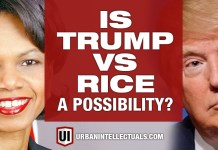 A Condoleezza Rice Independent Campaign Could Be The Only Resistance To Trump!