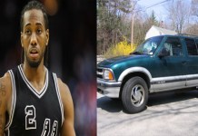 Kawhi Leonard Drives a 1997 Chevy Tahoe, Uses Coupons to Get Free Wings Despite $94 Million Contract