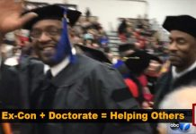 This Ex-Con Earned His Doctorate & Plans to Build a Community College for Ex-Cons to Help Their Future